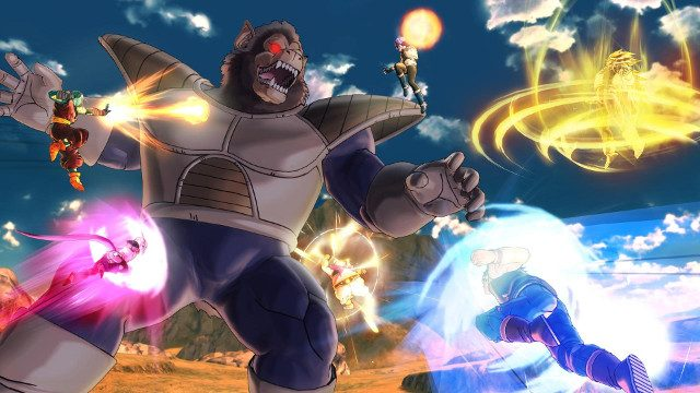 Dragon Ball Xenoverse 2 Limit Burst