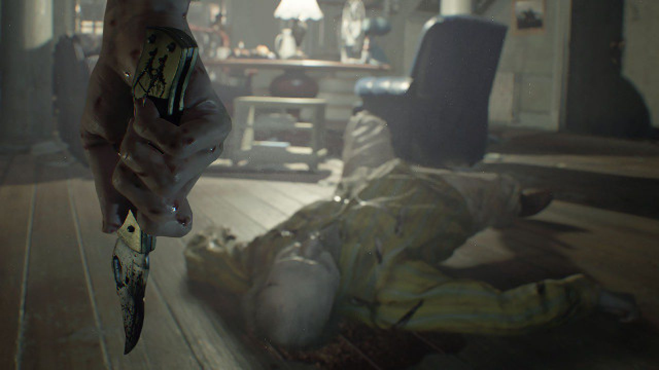 Resident Evil 7 What To Do If You Re Stuck After The Garage Battle