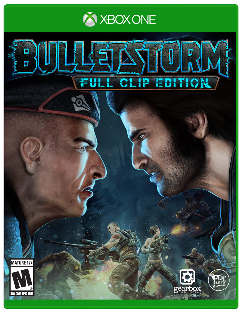 Box art - Bulletstorm: Full Clip Edition