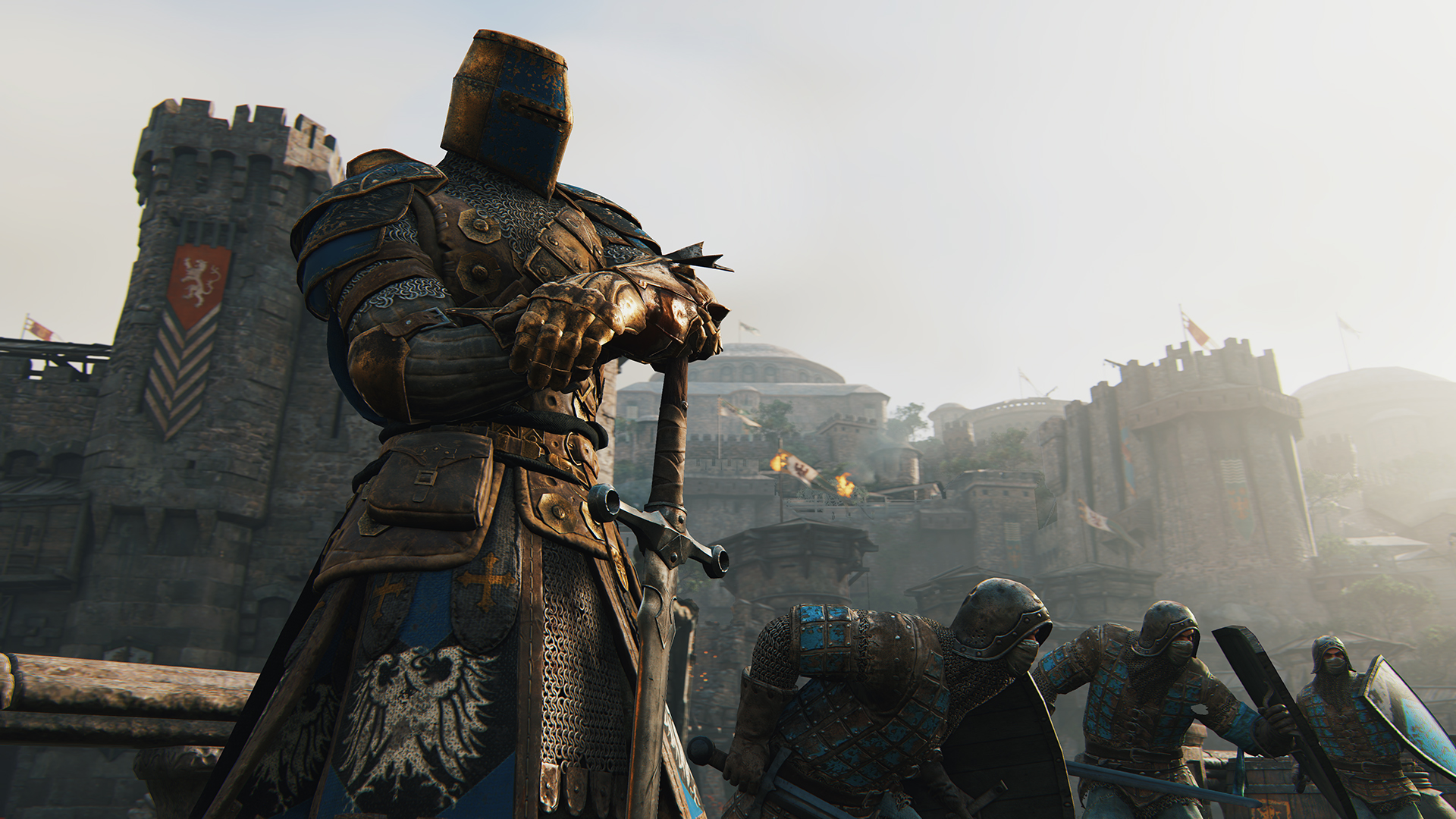 Report: Ubisoft Bans For Honor Players For Trying To Remap Their