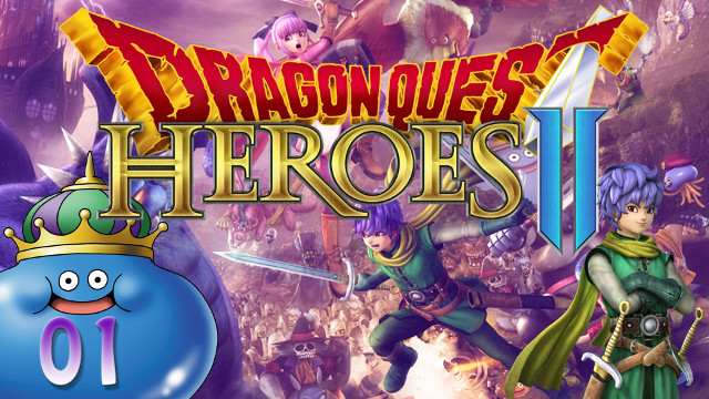 A Guide To Dragon Quest Heroes 2's Vocations And Their Best Skills