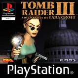 Box art - Tomb Raider 3