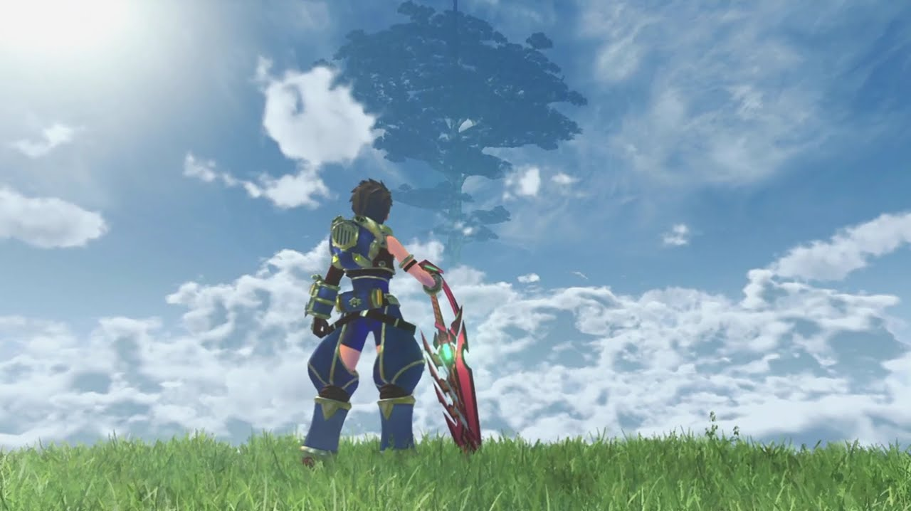 Xenoblade 2 Gets Elysium Trailer, Shows off Story and Combat