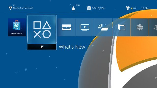 NeoGAF has an official PS4 dynamic theme.