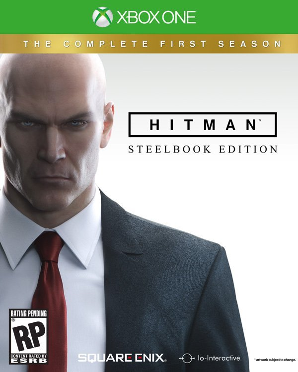 Box art - Hitman (2016)