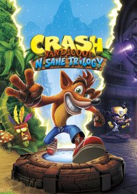 Box art - Crash Bandicoot N. Sane Trilogy
