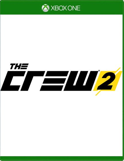 Box art - The Crew 2