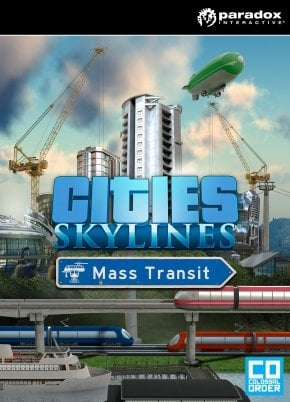 Box art - Cities: Skylines - Mass Transit