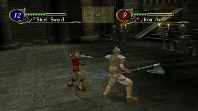 """Radiant Dawn's graphics: functional, but not quite """"beautiful."""""""