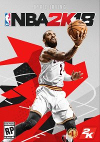 Box art - NBA 2K18