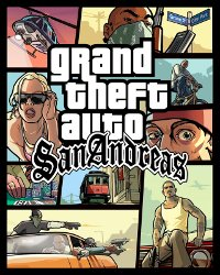 Box art - Grand Theft Auto: San Andreas
