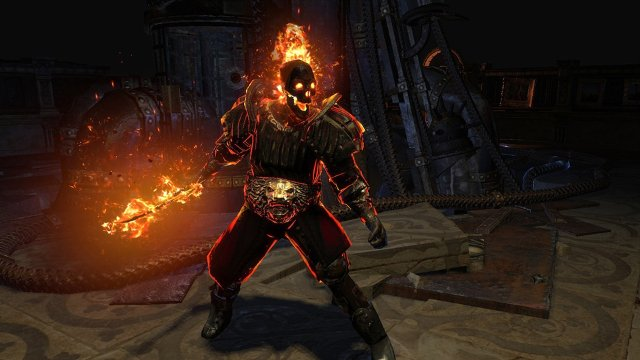 Path of Exile patch notes PS4 update 3.9.2e