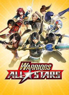 Box art - Warriors All-Stars