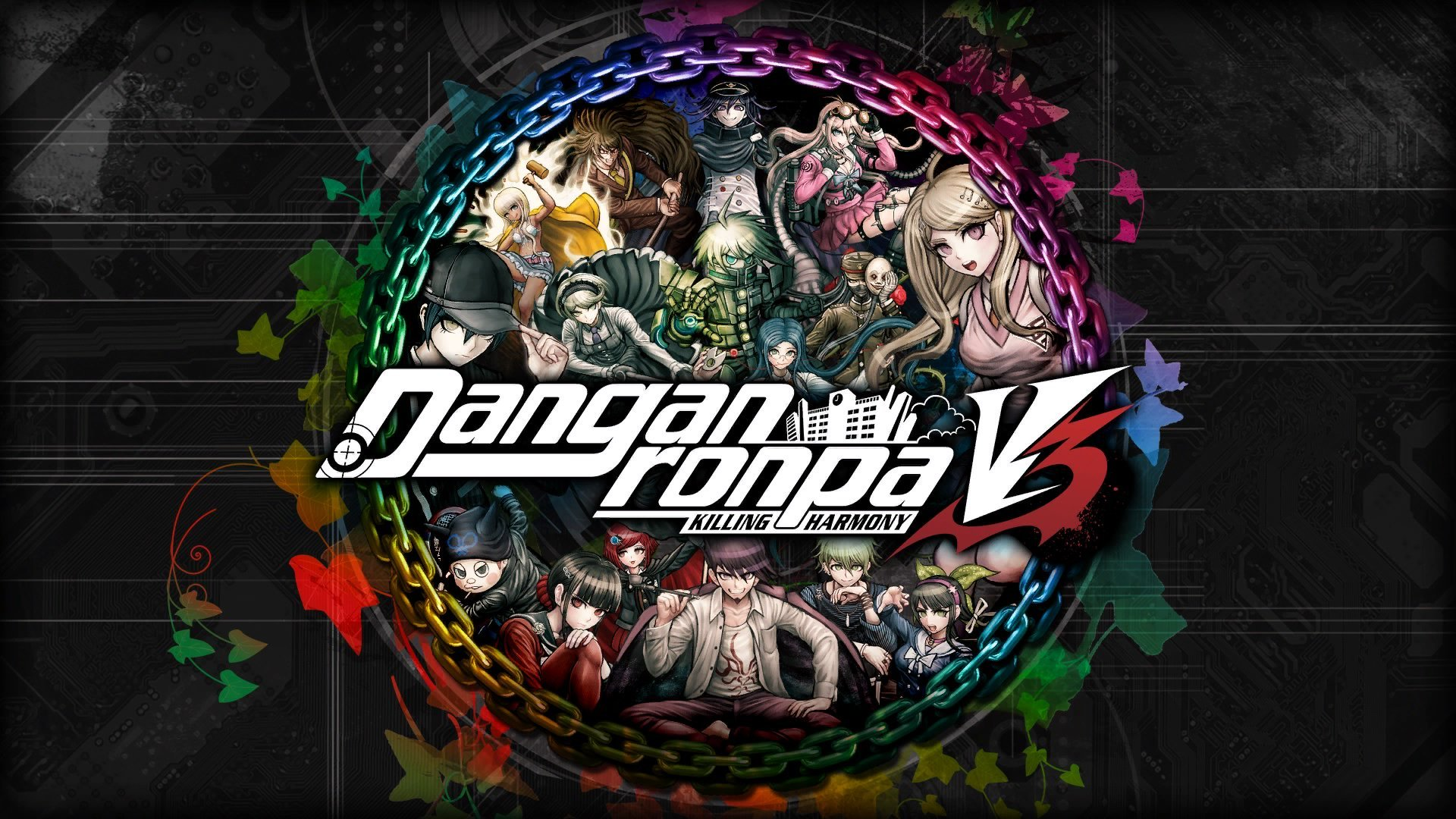 Danganronpa V3 - Chapter 6 Class Trial Spoiler-free