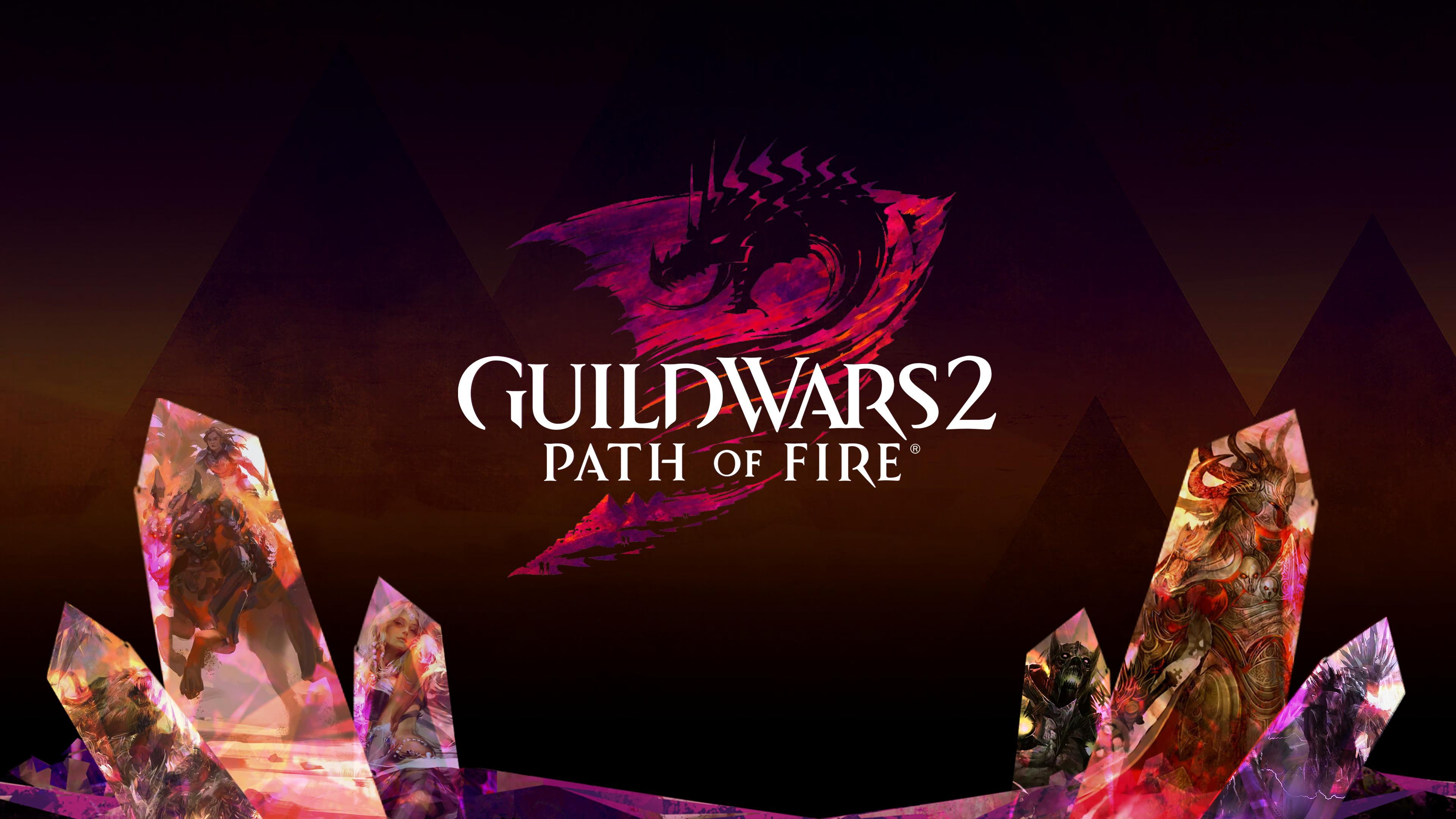 Guild Wars 2: Path of Fire Review - The Best of Guild Wars