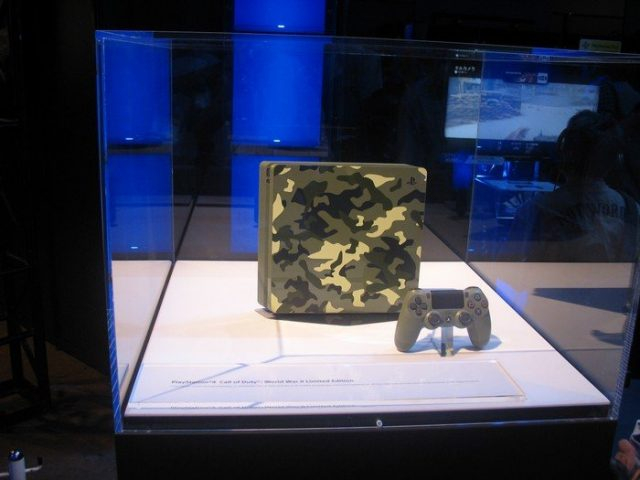 cammo ps4