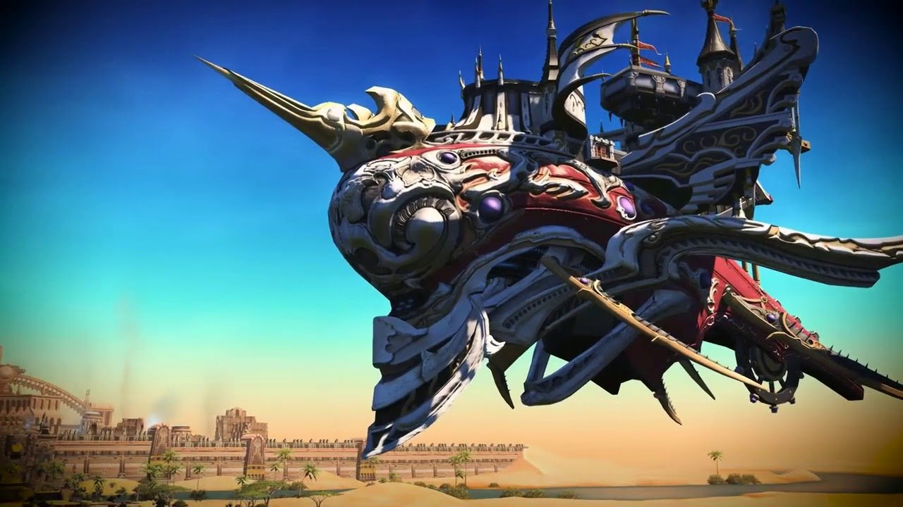 Final Fantasy XIV Stormblood: A Complete Guide for Return to Ivalice