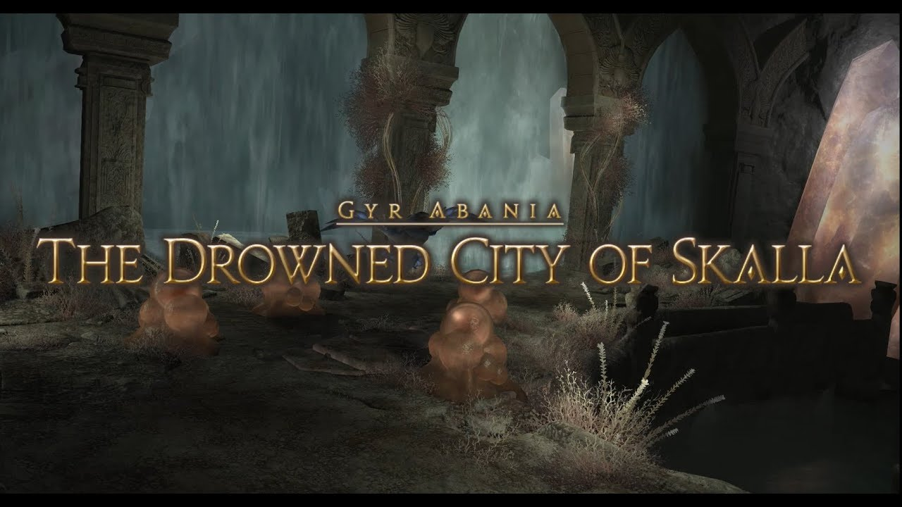 Final Fantasy XIV Stormblood: A Complete Guide to The Drowned City