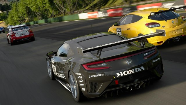 Gran Turismo Sport Review Beauty Back