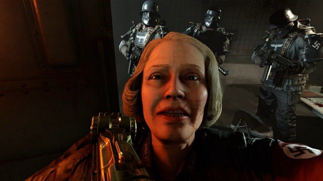 Wolfenstein 2 The New Colossus Review Blazkowicz Uber Alles Gamerevolution