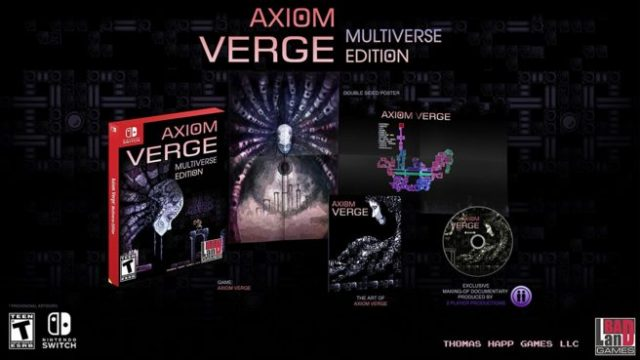 Axiom Verge Switch Physical