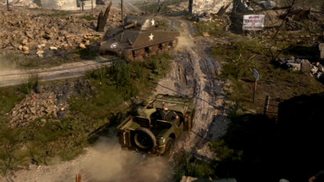 Call of Duty WW2 Commend Soldier HQ COD WW2