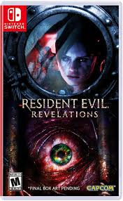 Box art - Resident Evil Revelations