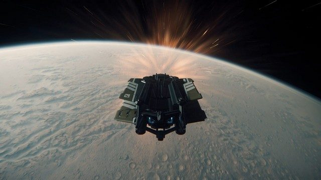 Star Citizen 3.0 Aurora Atmosphere Rear