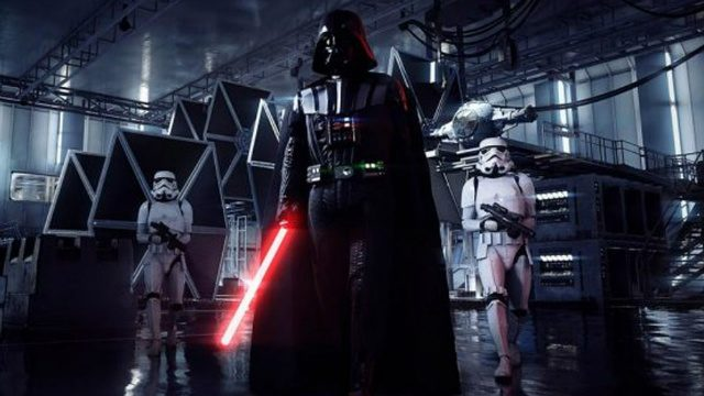 Star Wars Battlefront 2 Microtransactions Removed Darth Vader