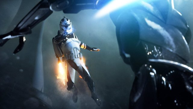 video game couples ea star wars
