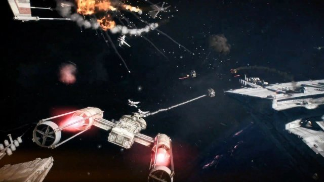 Star Wars Battlefront 2 review Star Fighter Assault