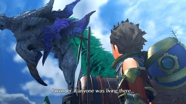 Xenoblade Chronicles 2 Rex and Gramps