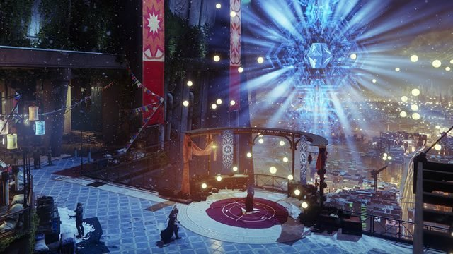 Destiny 2 The Dawning Tower Winter