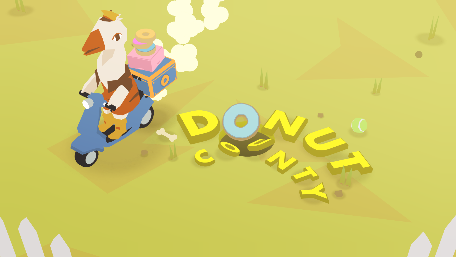 Donut County Preview