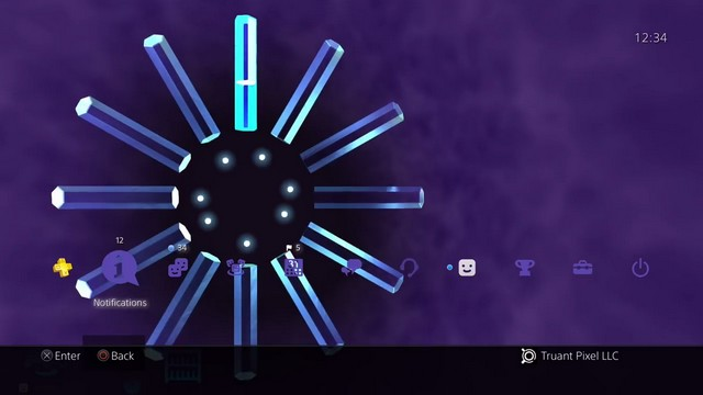 PS2 Dashboard Theme for PS4
