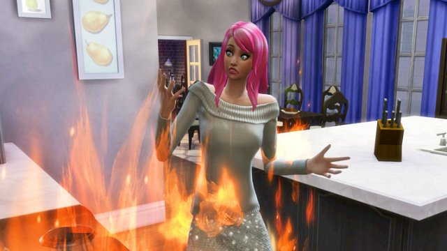 Sims 4 How to Put Out Fires