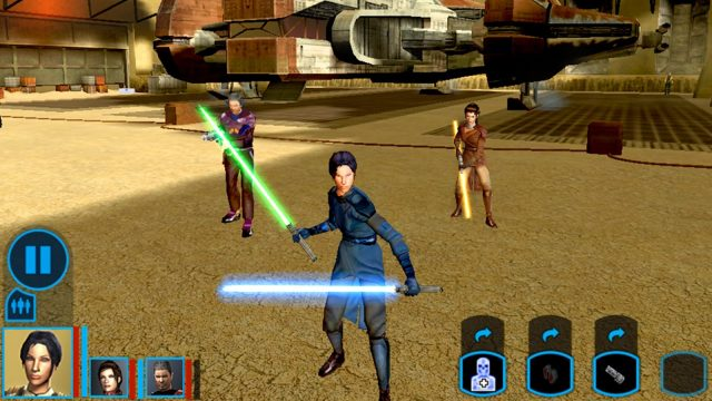 Star Wars Knights of the Old Republic Movie