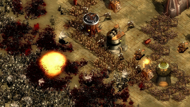 They Are Billions Zombie Attack
