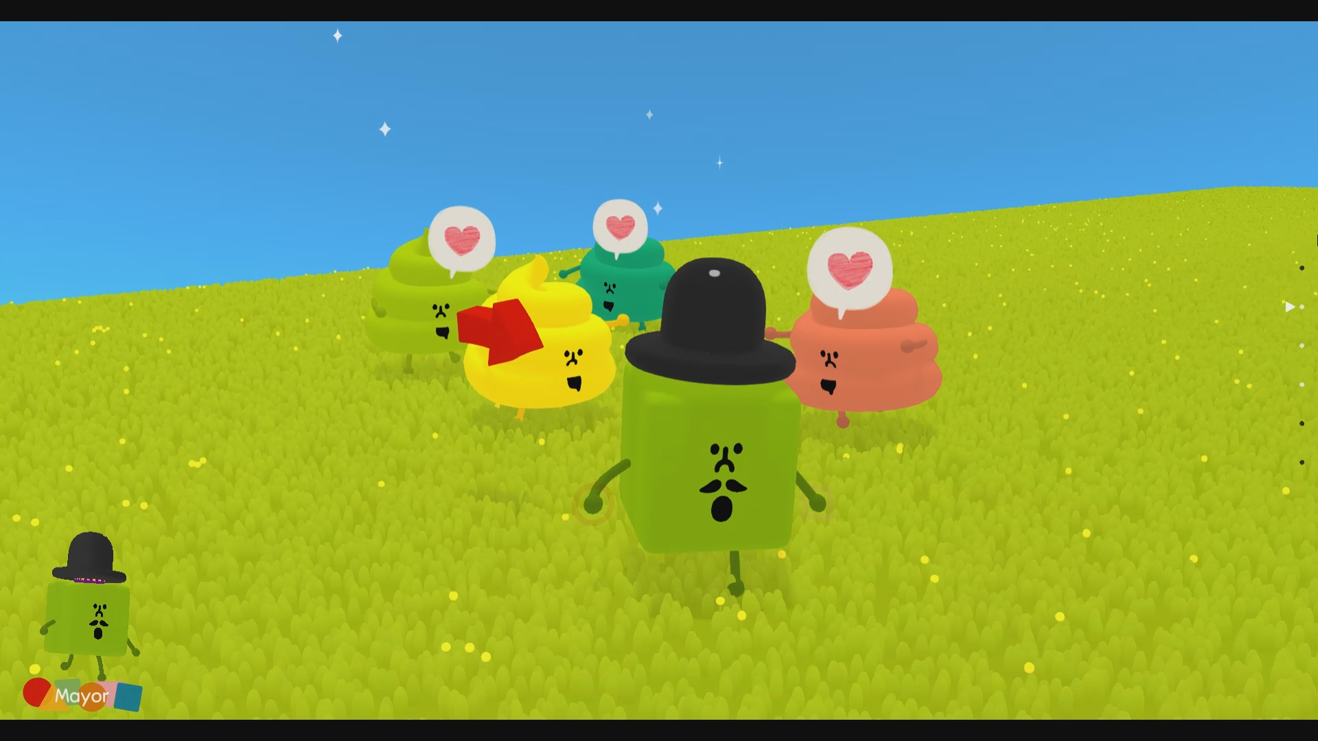 Wattam Preview