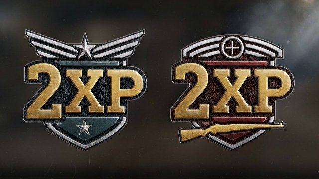CoD WW2 Double XP Weekend