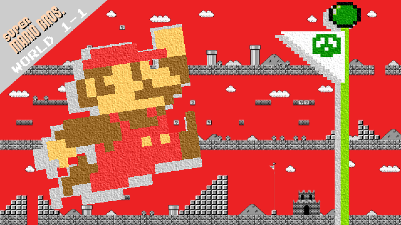 The Perfect Level How Super Mario Bros And World 1 1 Changed