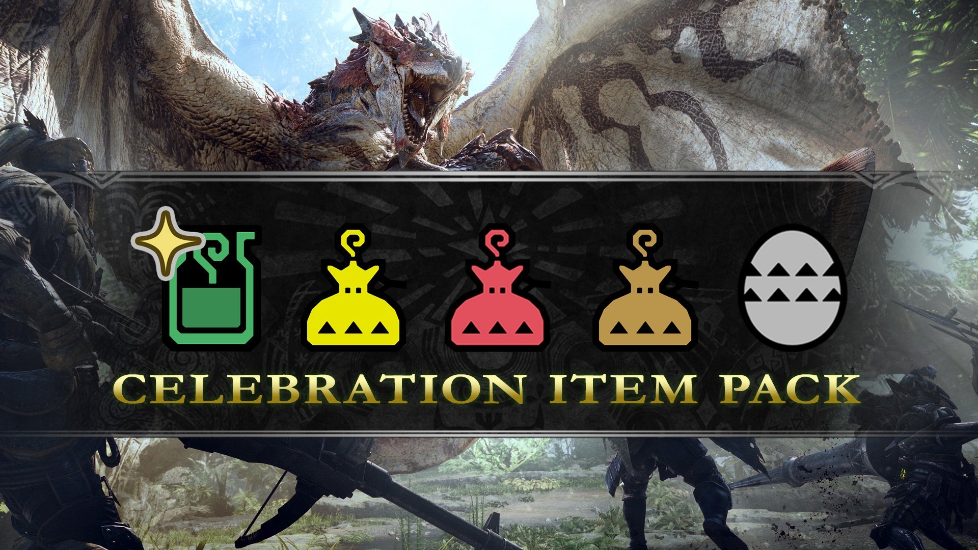 Monster Hunter World Commemorative Gift: How to Claim It and