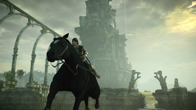 Shadow of the Colossus PS4 Remake Preview