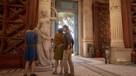 Assassins Creed Origins Discovery Tour Censors its Nude