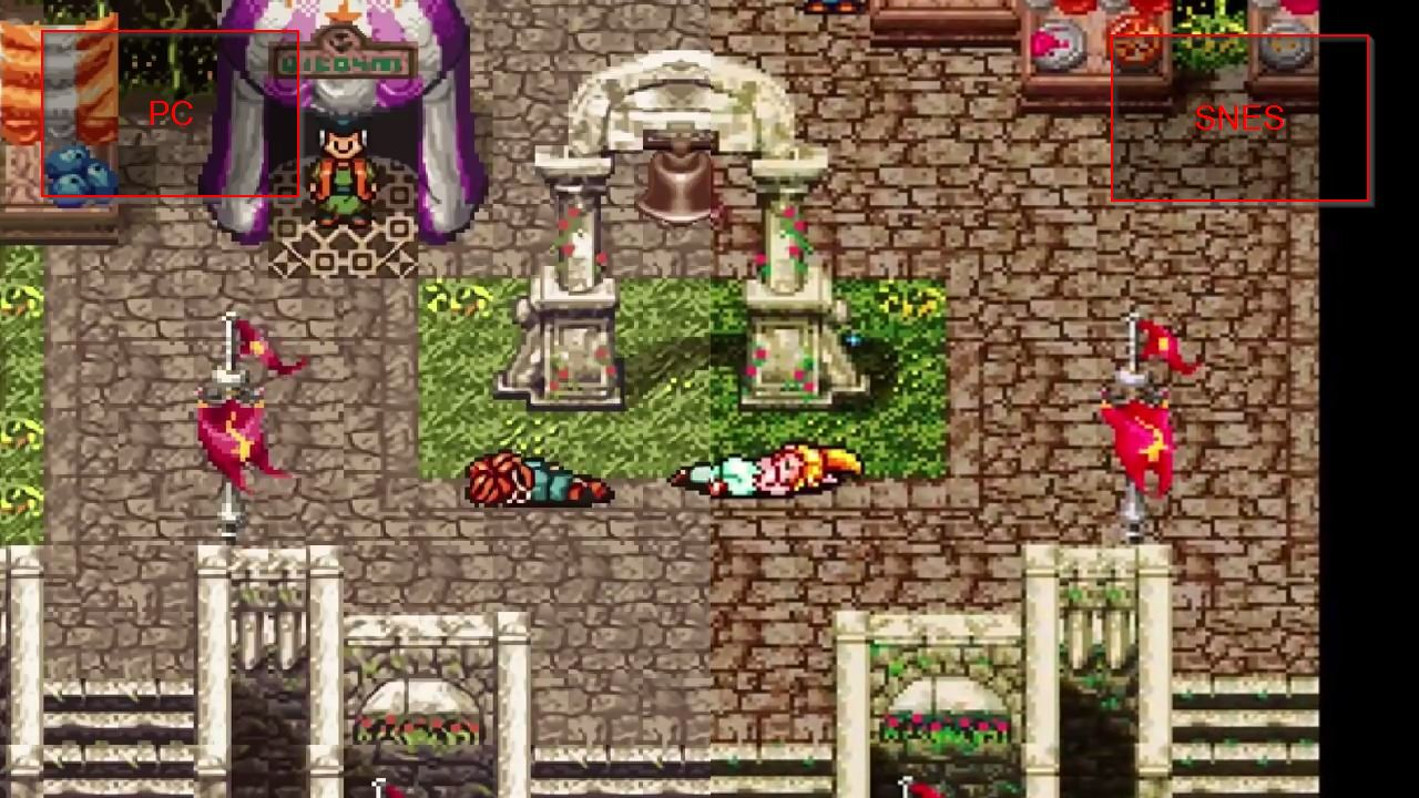 Chrono Trigger for PC is a Big Piece of Garbage - GameRevolution