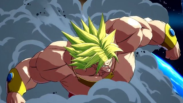 How to Unlock Broly in Dragon Ball FighterZ