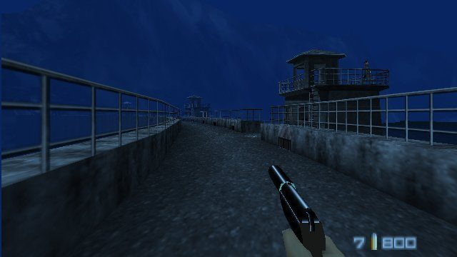 Goldeneye Dam End