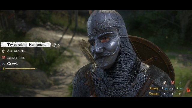 Kingdom Come Deliverance Nest of Vipers Henry Cuman
