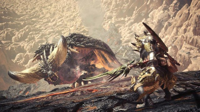 Monster Hunter World Augmentation System