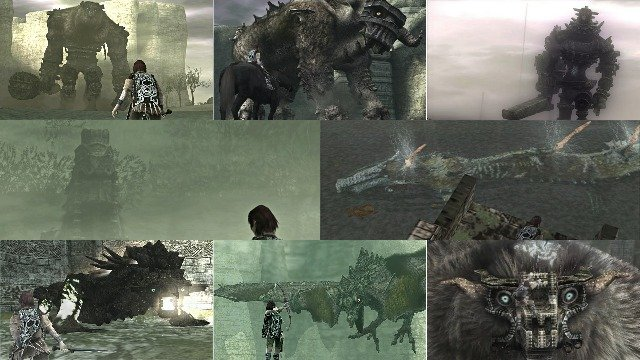 Shadow of the Colossus Walkthrough and Guide